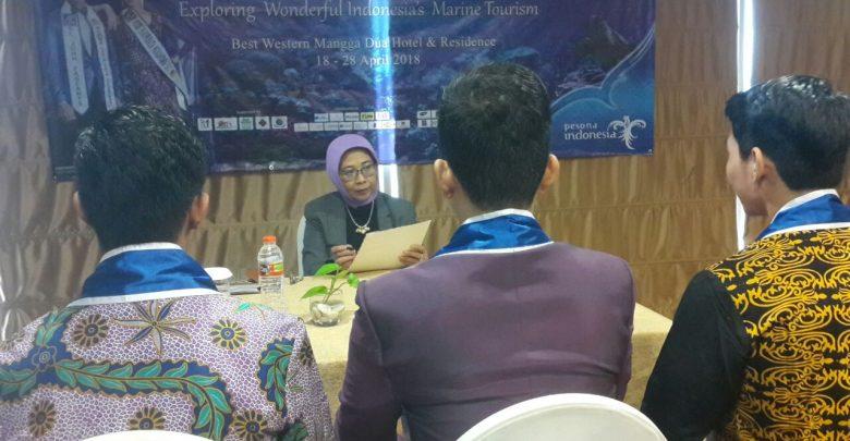 Esthy Berharap Pemenang P3N 2018 Terus Promosikan Pariwisata Lewat Media Sosial