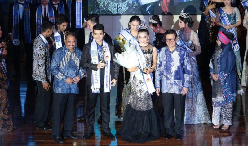 Arya Purnama & Ni Wayan Ika Mahayani Terpilih Sebagai Putra-Putri Pariwisata Nusantara 2018