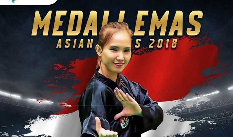 Rebut 14 Medali Emas, Dominasi Pencak Silat Indonesia di Asian Games Tak Terbendung