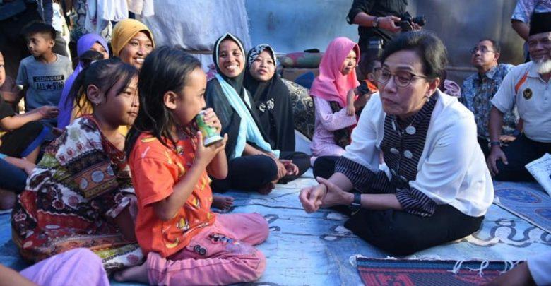 Bantuan untuk Lombok Sebesar Rp985,8 Miliar Bisa Bertambah
