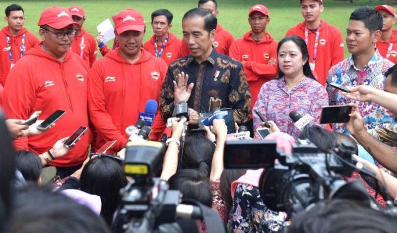 Presiden Optimistis Atlet Indonesia Bisa Raih Lebih 16 Emas di Asian Para Games 2018