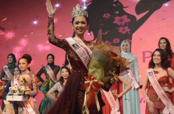Gabriella Patricia Mandolang terpilih sebagai Putri Pariwisata Indonesia 2018