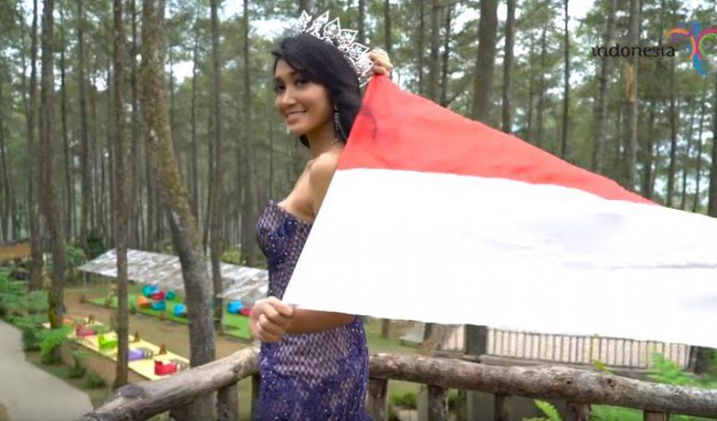 Like And Share Eco Video Ratu Vashti Annisa Miss Earth Indonesia di #MissEarth account Youtube.
