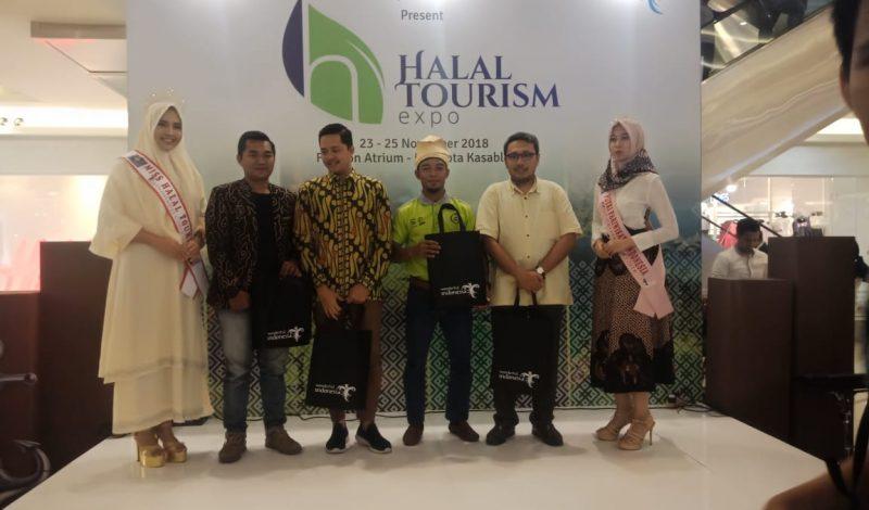 Halal Tourism Expo 2018, bersama Kementerian Pariwisata