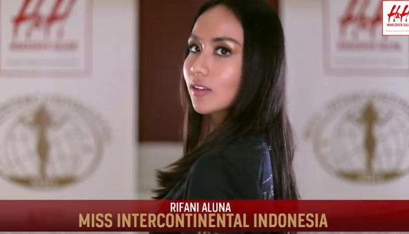 Like and Share ! Video Aluna untuk Menjadi Miss Intercontinental Favorite