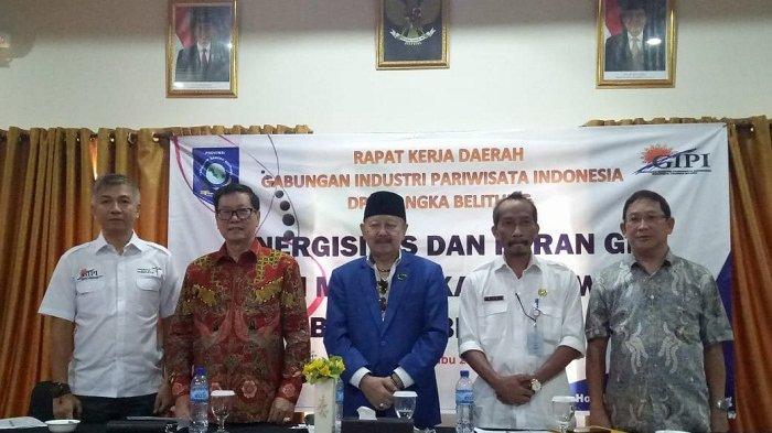 GIPI Ajak Para Pelaku Industri Majukan Pariwisata Indonesia