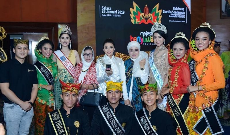 Percepat Destinasi Banyuwangi Go International