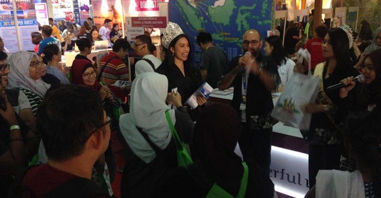Sukses Promosikan Pariwisata Indonesia di MATTA Fair 2019, Malaysia