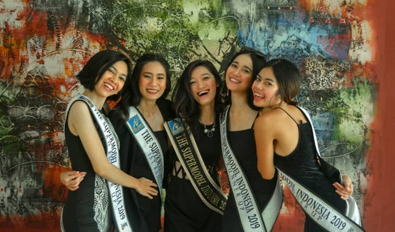 Christine Stefanny – The Supermodel Indonesia 2019