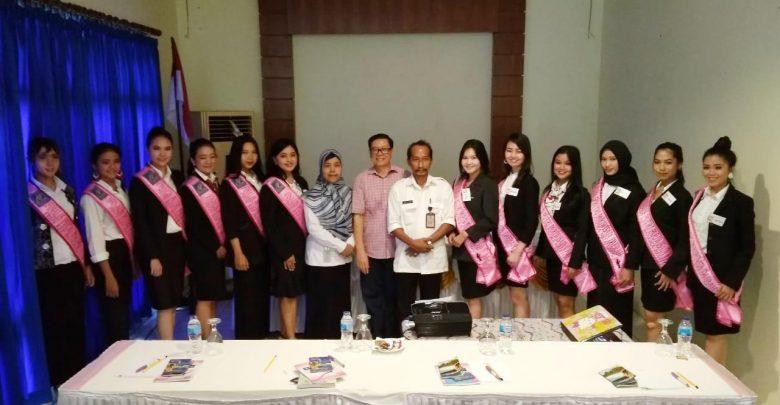 Yayasan EL JOHN Indonesia Gelar Putri Pariwisata Kepulauan Bangka Belitung 2019