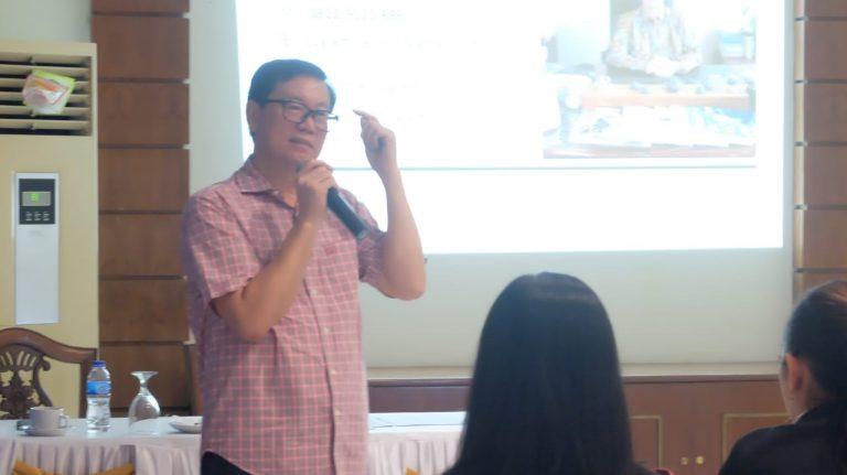 Pesan Founder EL JOHN Indonesia untuk Putri Pariwisata Bangka Belitung 2019
