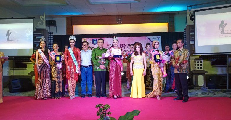 Johnnie Sugiarto : Apresiasi Pemilihan Putri Pariwisata Kep. Bangka Belitung