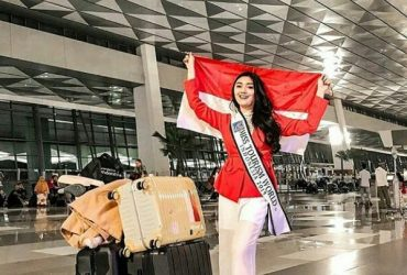 Agustina Renie Arum Sari Wakili Indonesia di Miss Tourism World 2019